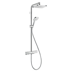 Hansgrohe Croma E Duschsystem Showerpipe 280 1jet Varia