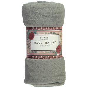 Teddy Fleecedecke 150X200 cm