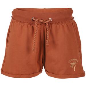 Damen Shorts mit Glitzerprint
