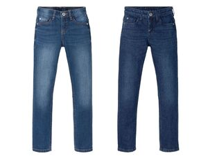 PEPPERTS® Kinder Jeans Jungen, Slim Fit, mit Baumwolle