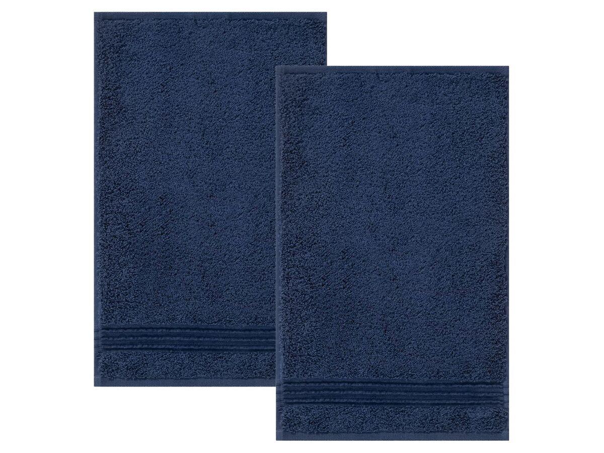 Bild 2 von Möve by miomare Gästehandtücher, 2 Stück, 30 x 50 cm