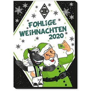 Adventskalender Borussia Mönchengladbach 120 g
