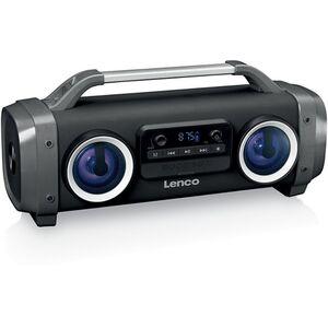 Lenco Boombox SPR-100BK