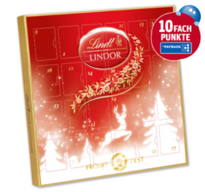 Lindor Mini-Adventskalender