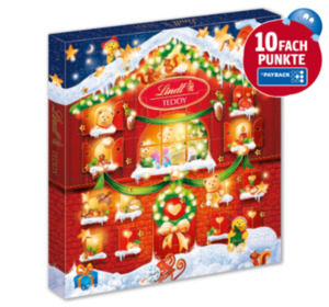 LINDT Teddy Adventskalender