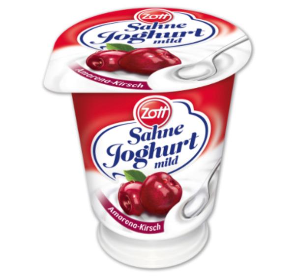 ZOTT Sahne Joghurt