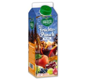 PARADISO Früchtepunsch
