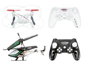 JAMARA Helicopter/ Quadrocopter
