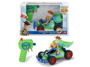 DICKIE RC Toy Story Buggy with Woody