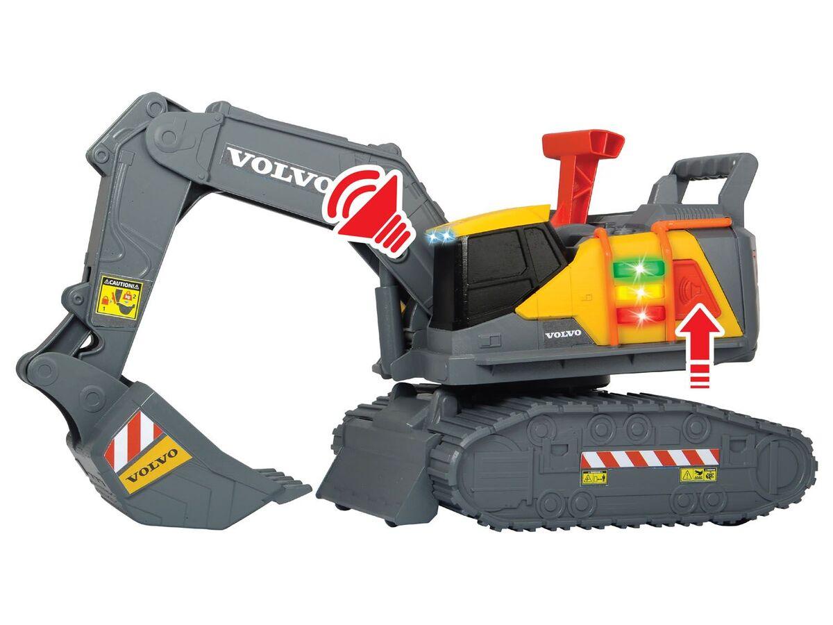 Bild 1 von DICKIE Spielzeugauto »Volvo Weight Lift Excavator«