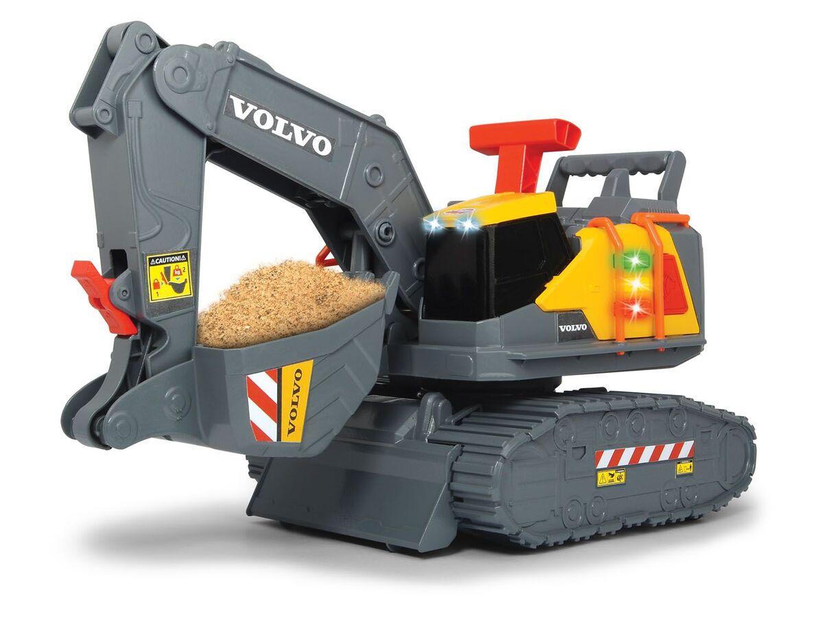 Bild 3 von DICKIE Spielzeugauto »Volvo Weight Lift Excavator«