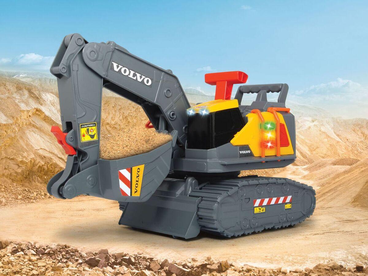 Bild 5 von DICKIE Spielzeugauto »Volvo Weight Lift Excavator«