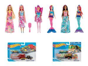 MATTEL Barbie/Truck/ Trackset