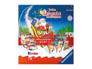 Kinder Mix Ravensburger Adventskalender