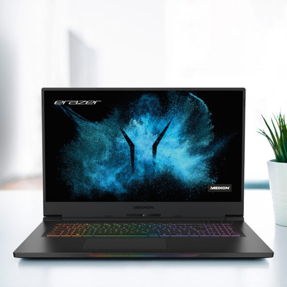 Bild 1 von High-End-Gaming-Notebook MEDION® ERAZER® Beast X10, Intel® Core™ i7
