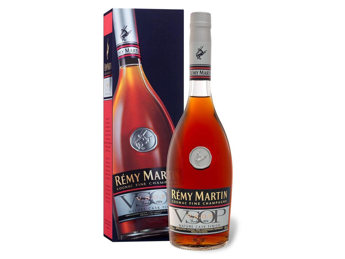 Bild 1 von Remy Martin Cognac VSOP Mature Cask Finish 40% Vol