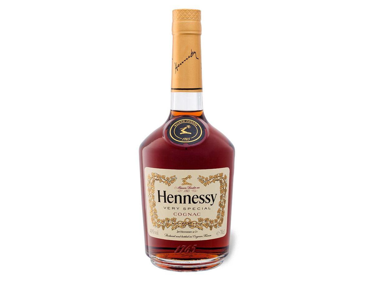 Bild 2 von Hennessy Very Special Cognac 40% Vol