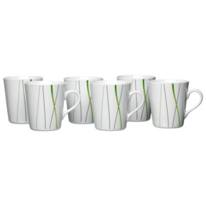 Ritzenhoff & Breker Kaffeebecher-Set Grace 6-teilig