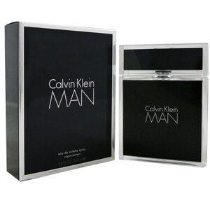 Calvin Klein CK MAN Eau de Toilette 100ml für Herren