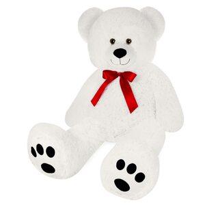 Deuba Riesen Teddybär XXL in weiß