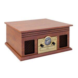 Karcher NO-036 Nostalgie Plattenspieler CD Bluetooth