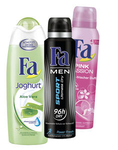 Fa Duschgel/ Deo-Spray