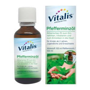VITALIS     Pfefferminzöl