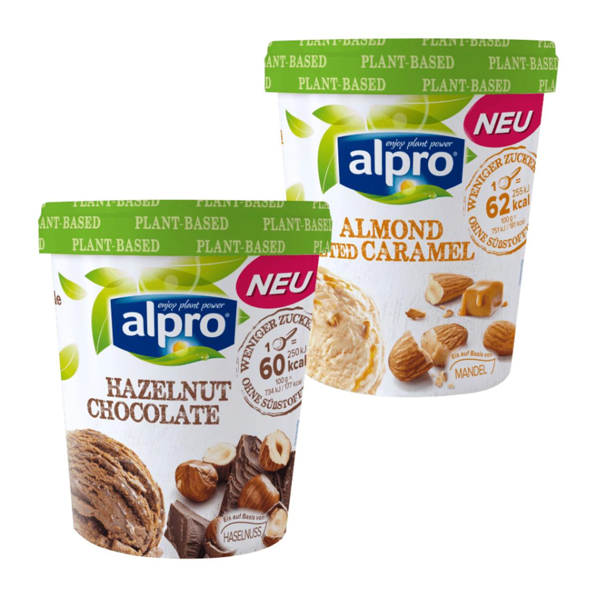 Bild 1 von alpro Eis