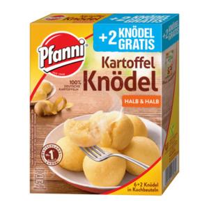 Pfanni Kartoffel Knödel