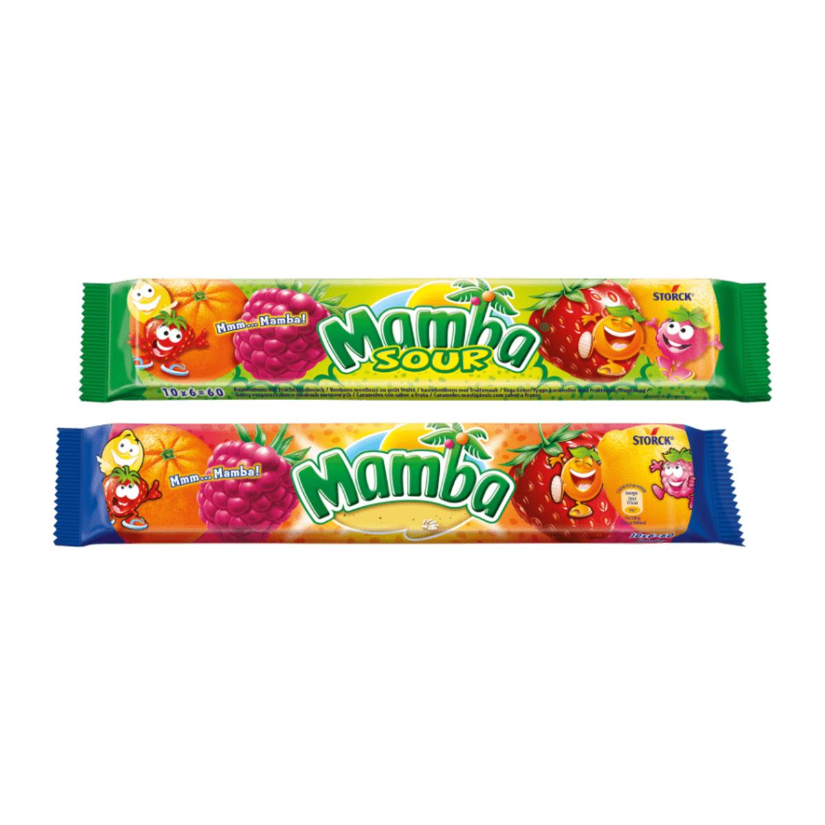 Bild 1 von Mamba