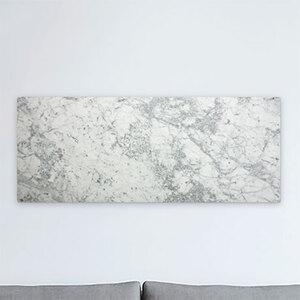 Infrarot-Heizung Carrara-Marmor