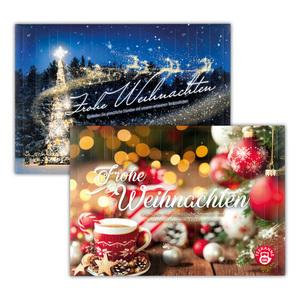 Teekanne Tee-Adventskalender