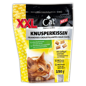 Cat-Bonbon Knusperkissen XXL