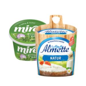 Almette, Miree oder Gervais