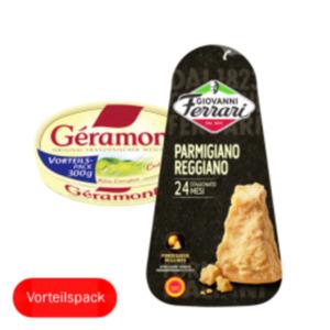 Giovanni Ferrari Hartkäse oder Geramont