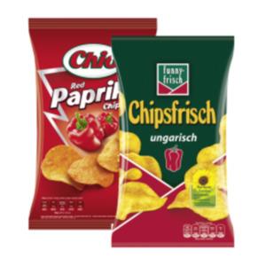 Chio Chips oder funny-frisch Chipsfrisch