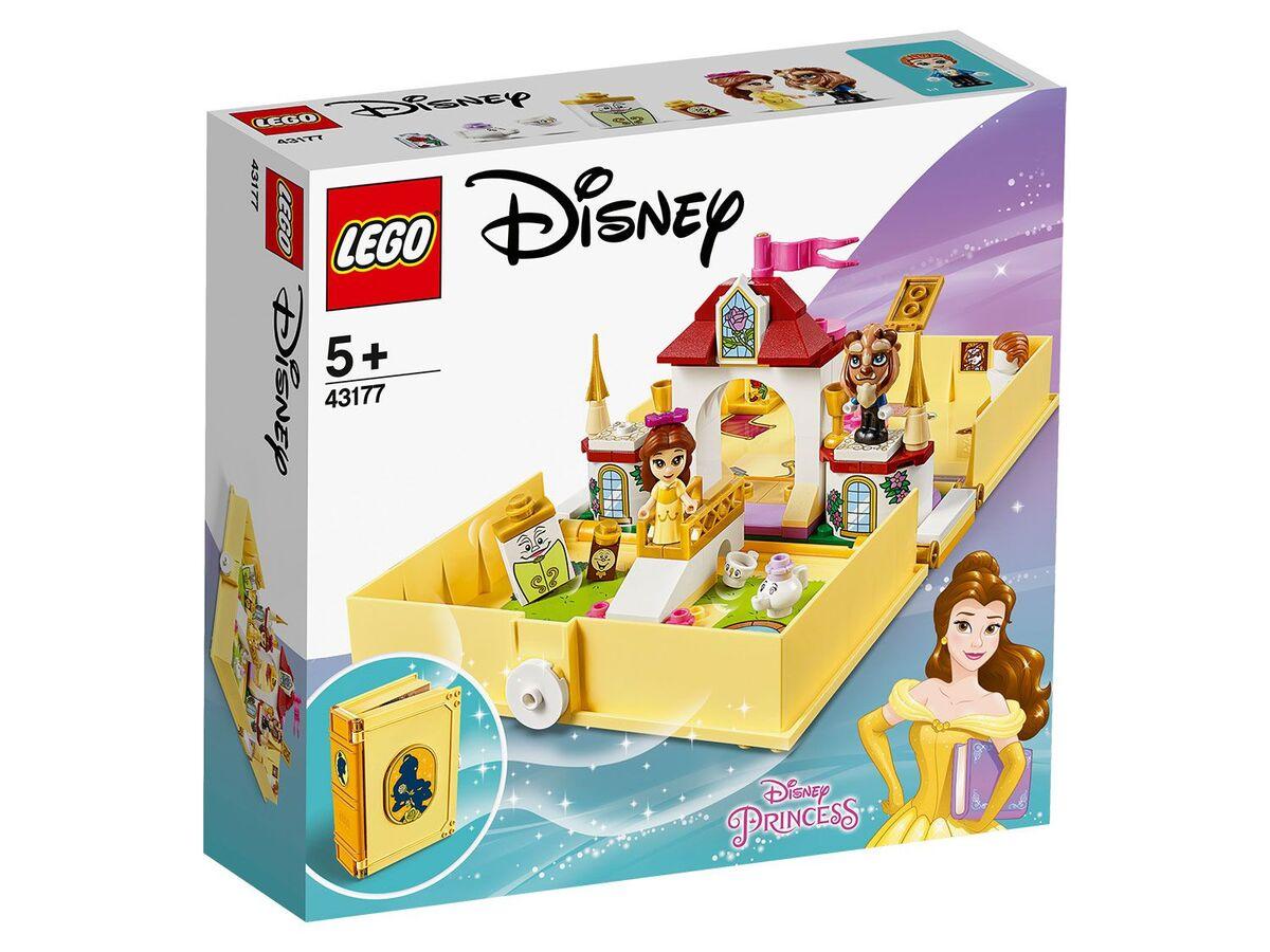 Bild 1 von LEGO® Disney Princess 43177 »Belles Märchenbuch«