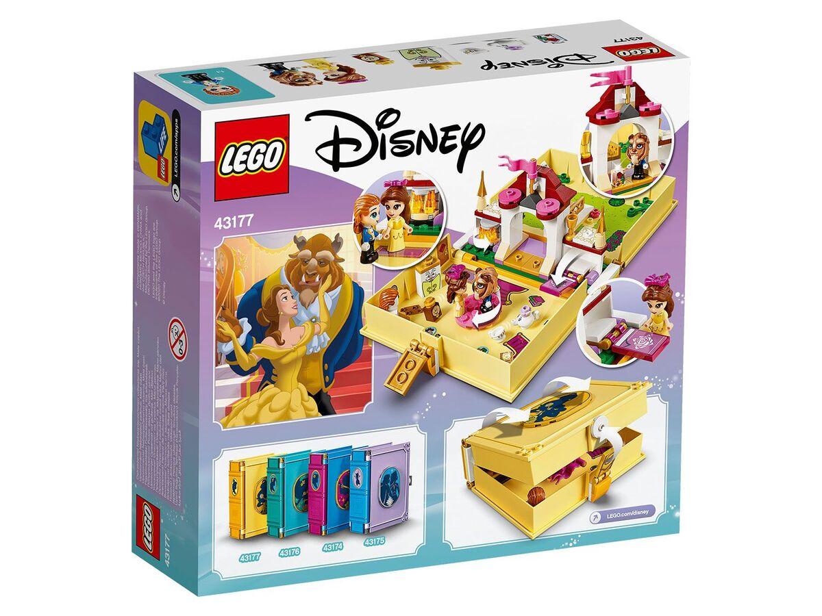 Bild 2 von LEGO® Disney Princess 43177 »Belles Märchenbuch«