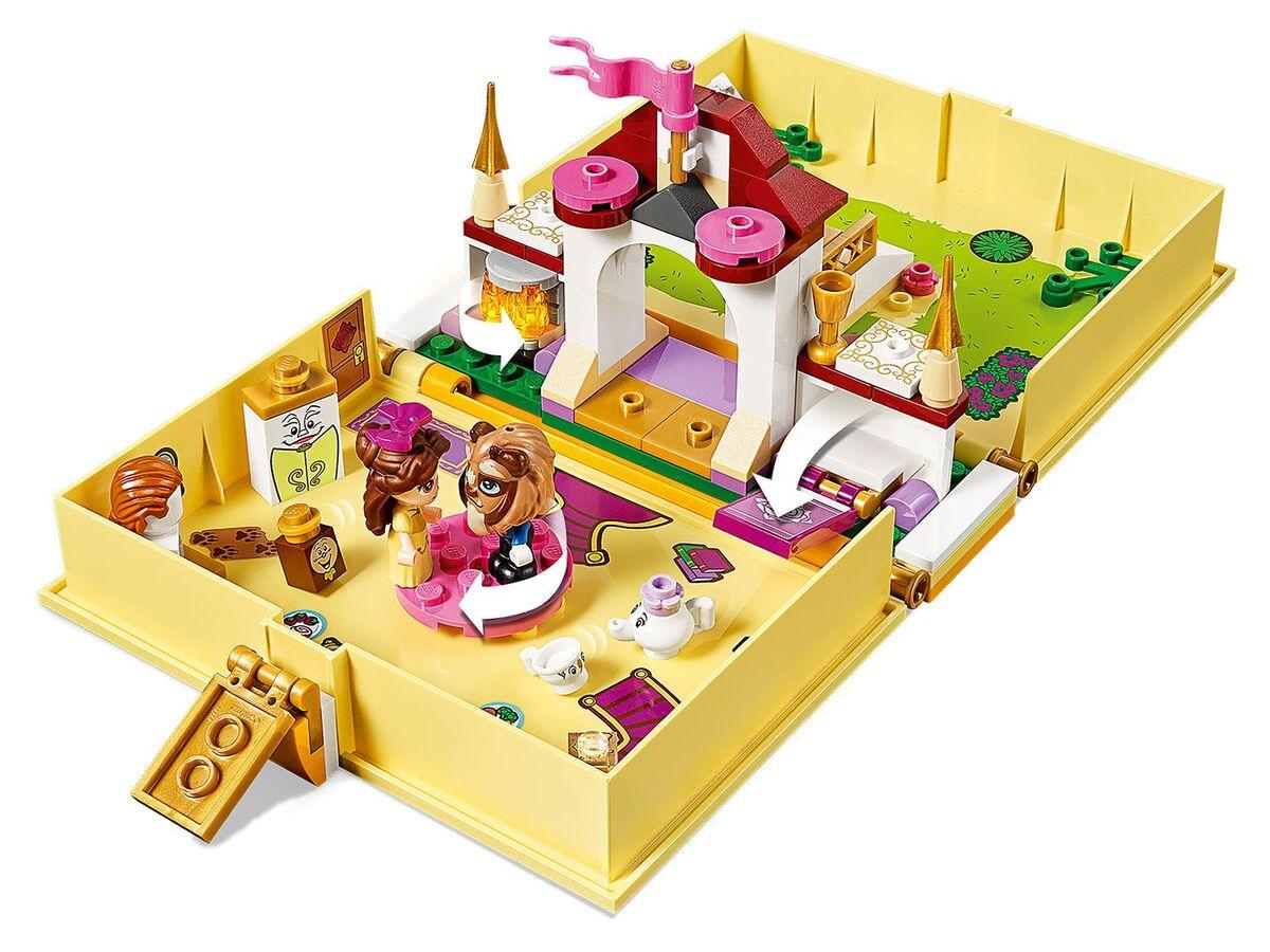 Bild 3 von LEGO® Disney Princess 43177 »Belles Märchenbuch«
