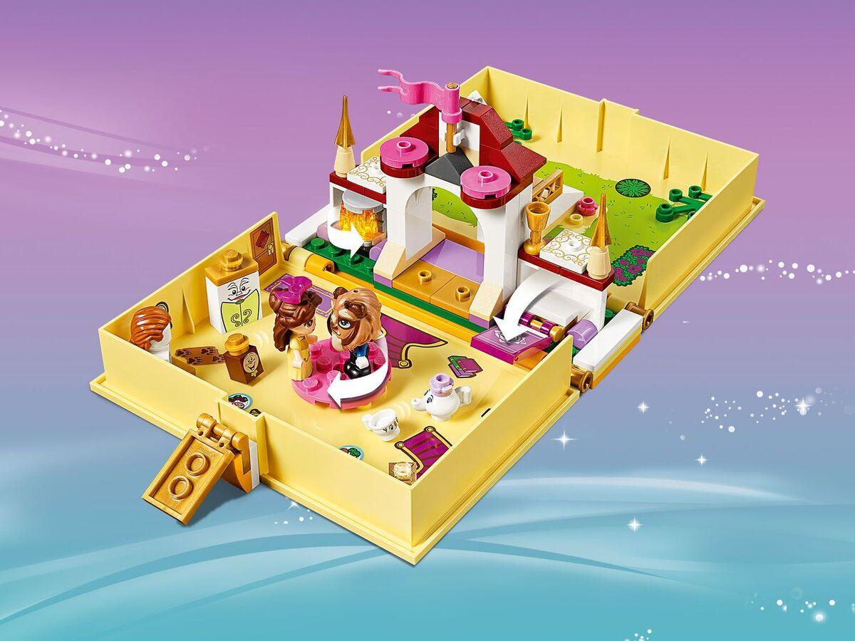 Bild 4 von LEGO® Disney Princess 43177 »Belles Märchenbuch«
