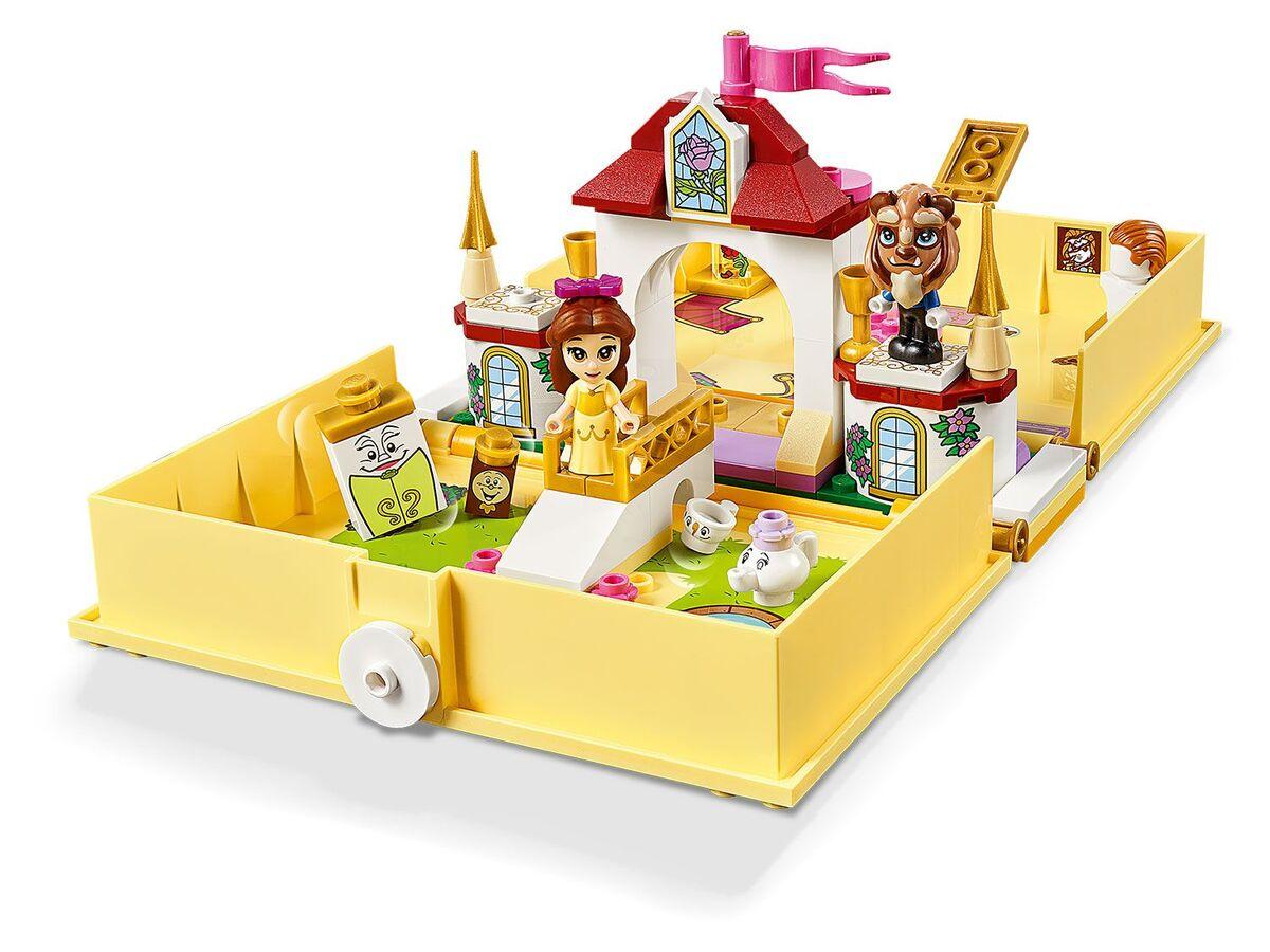 Bild 5 von LEGO® Disney Princess 43177 »Belles Märchenbuch«