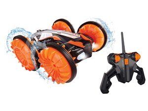 DICKIE Ferngesteuertes Fahrzeug »RC Land Water Stunt Car, RTR«, ab 6 Jahren