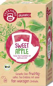 Teekanne Bio Organics Sweet Apple 20x 2,5 g