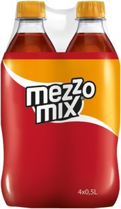 Mezzo Mix Orange 4x 0,5 ltr PET