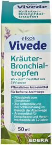 elkos Vivede Kräuter-Bronchialtropfen 50 ml