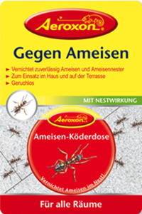 Aeroxon Ameisenköderdose