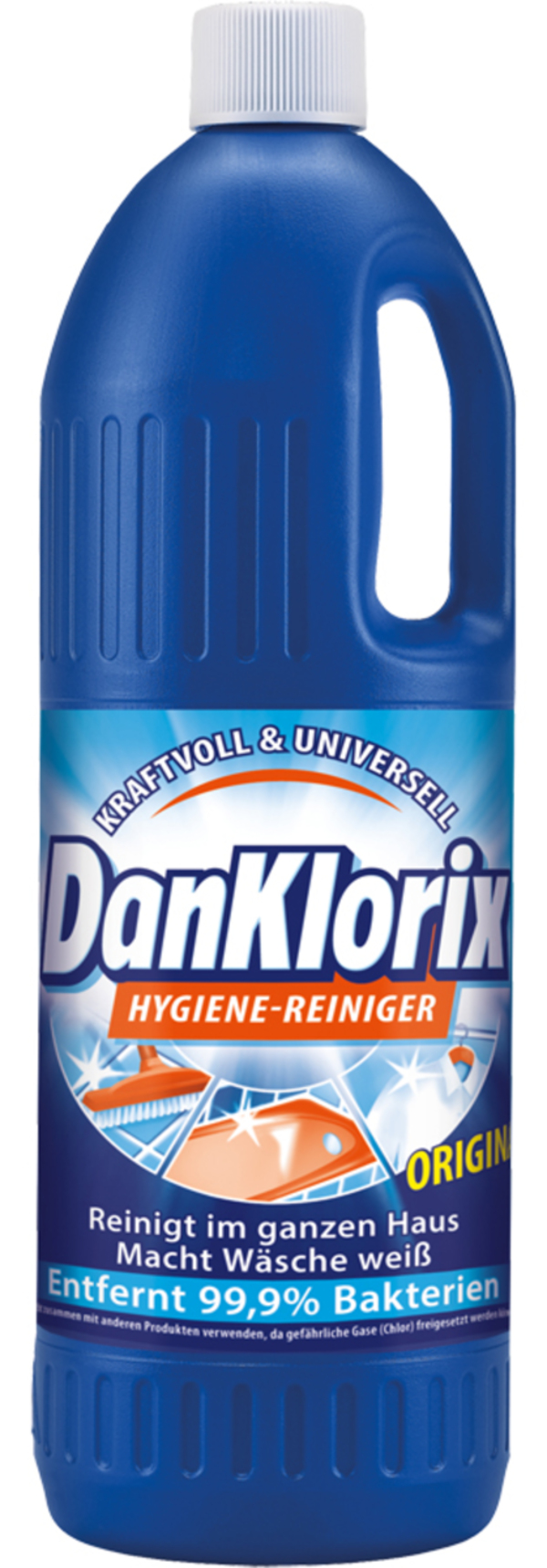 DanKlorix Hygienereiniger Original 1,5 ltr