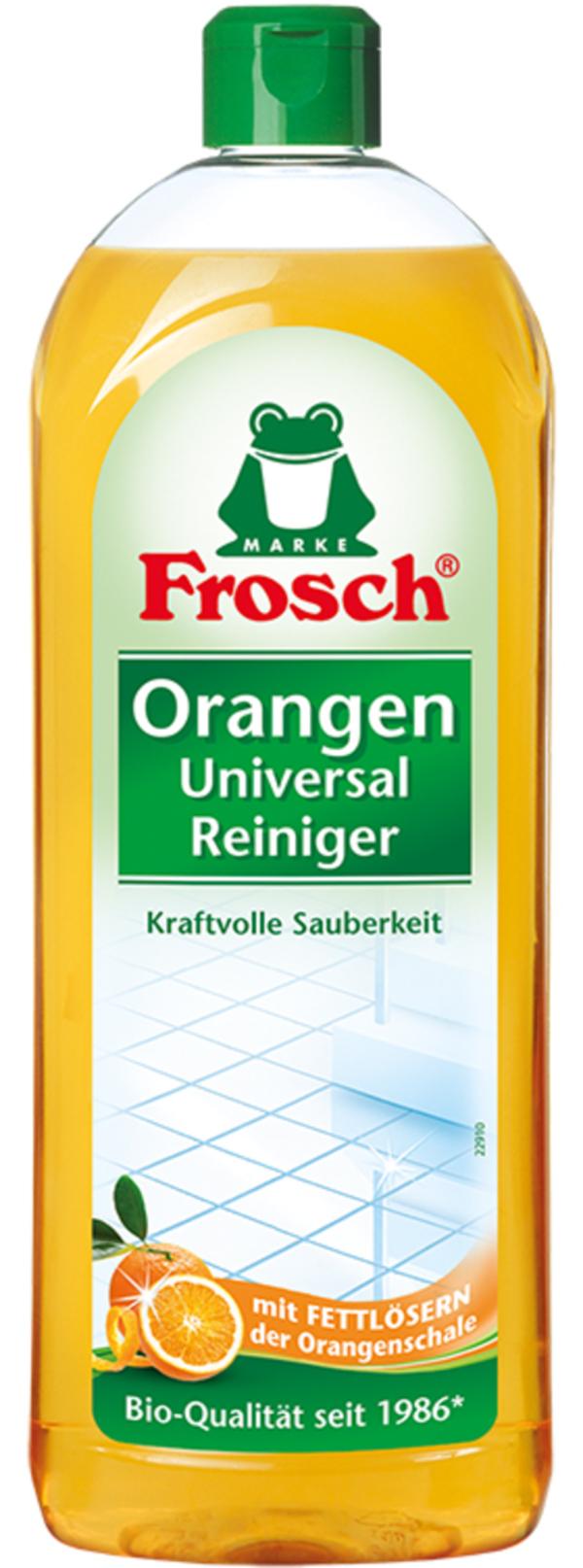 Frosch Universalreiniger Orange 750 ml