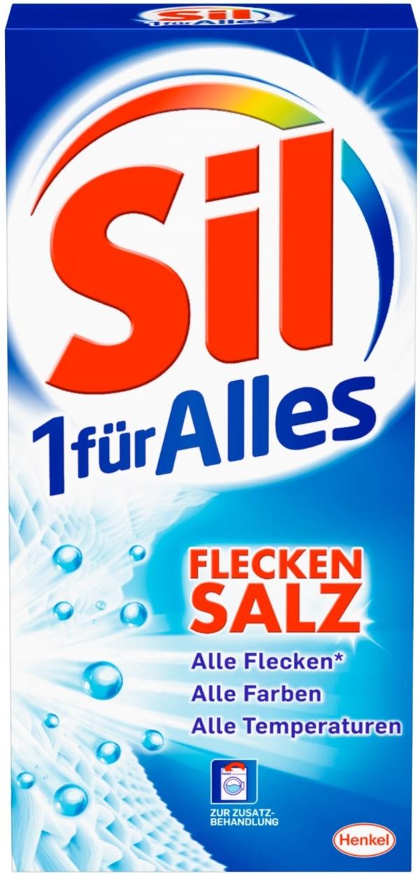 Sil 1-für-Alles Flecken-Salz 0,5 kg