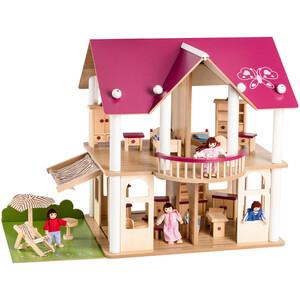 Eichhorn Puppenhaus, 27 Teile